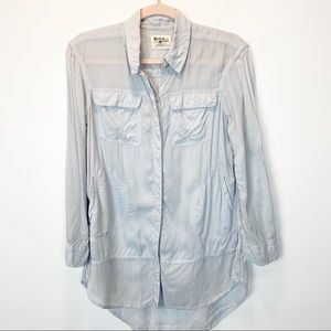 Holding Horses {Anthropologie} Button Up Blouse